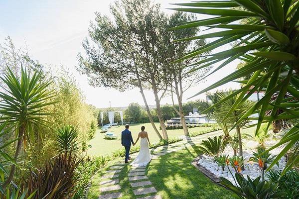 Jardim - Quintas para Casamentos em Cascais e Grande Lisboa: Quinta da Barreta, Cascais