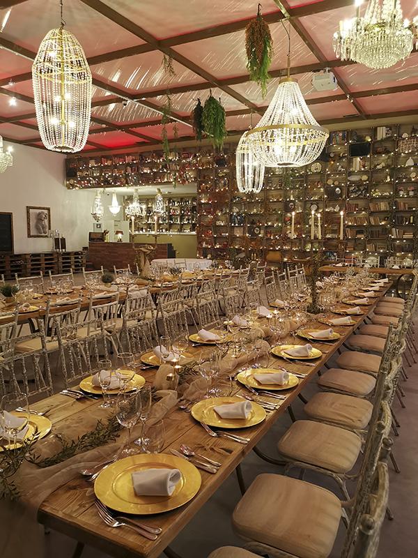 Our Quinta - Quinta para casamentos grande Lisboa, Quinta do Casal Novo, Malveira, Mafra. Salão de festas